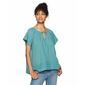 NWT O'NEILL VEDA WOVEN TOP